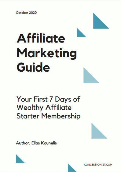 Affiliate Marketing 7 Day Guide
